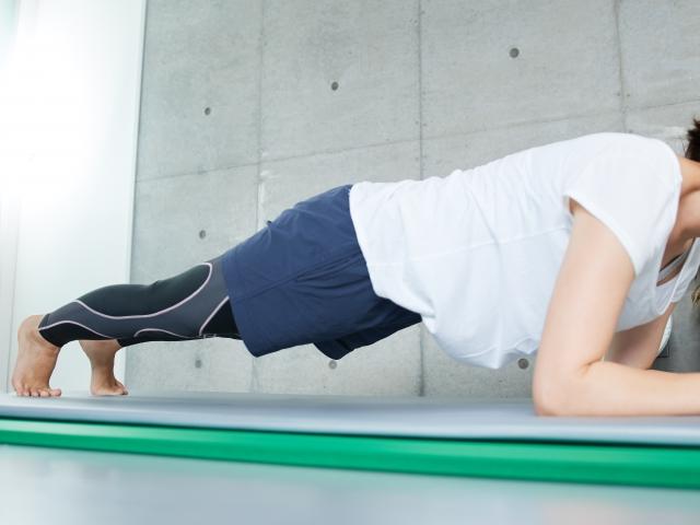 ダンスと体幹とトレーニング