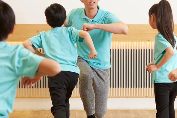 キッズのダンスとダンススクール
