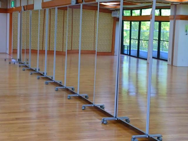 ダンス練習場所