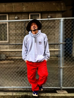 AKIHIRO【S.A.S / 7DOWN8UPPER】HIPHOP
