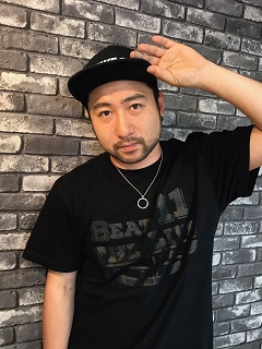 SHINJI【7DOWN8UPPER】HIPHOP